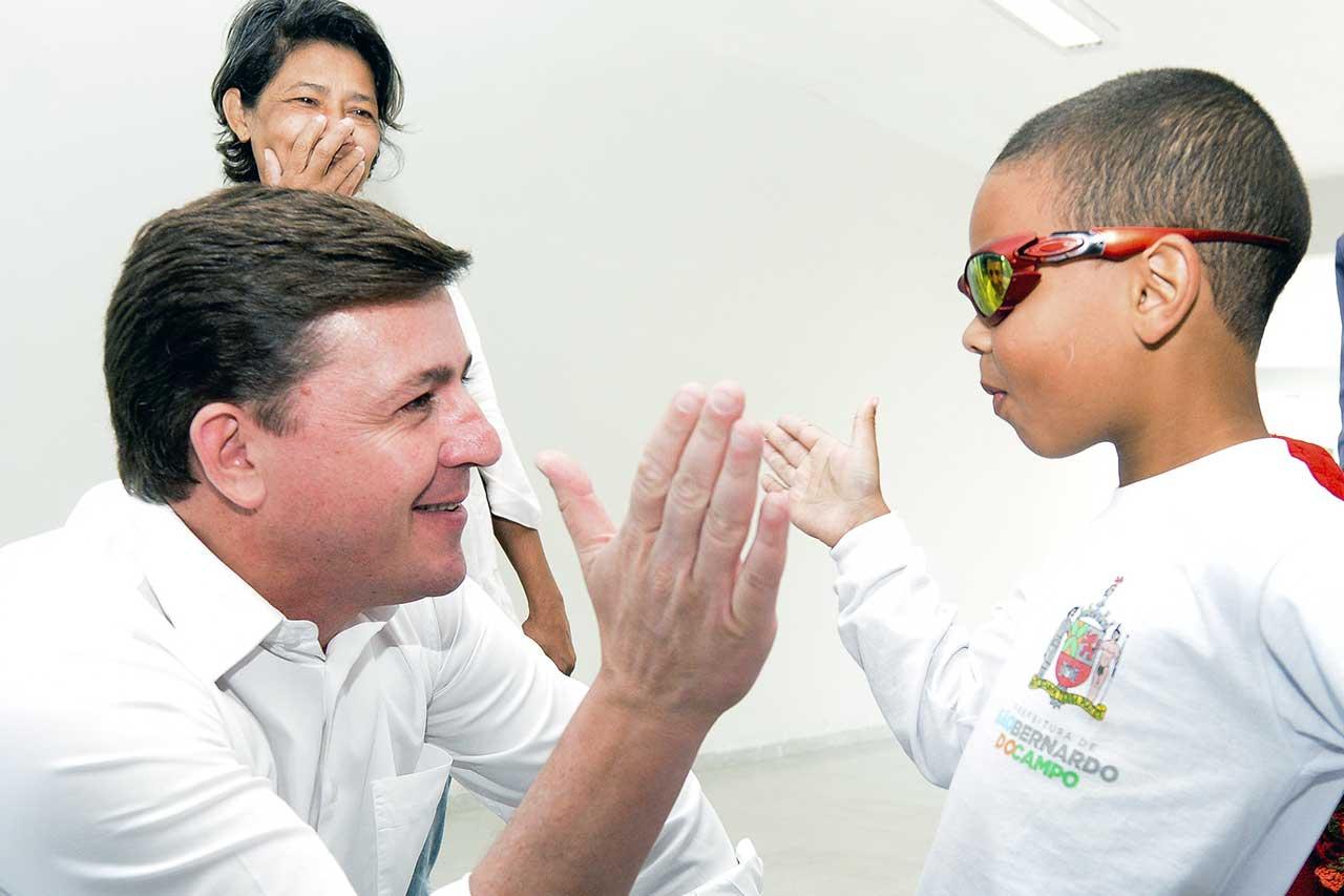 Integrado ao programa Educar Mais, nova EMEB amplia em 500 vagas o atendimento às crianças de 0 a 5 anos, zerando a lista de espera na região