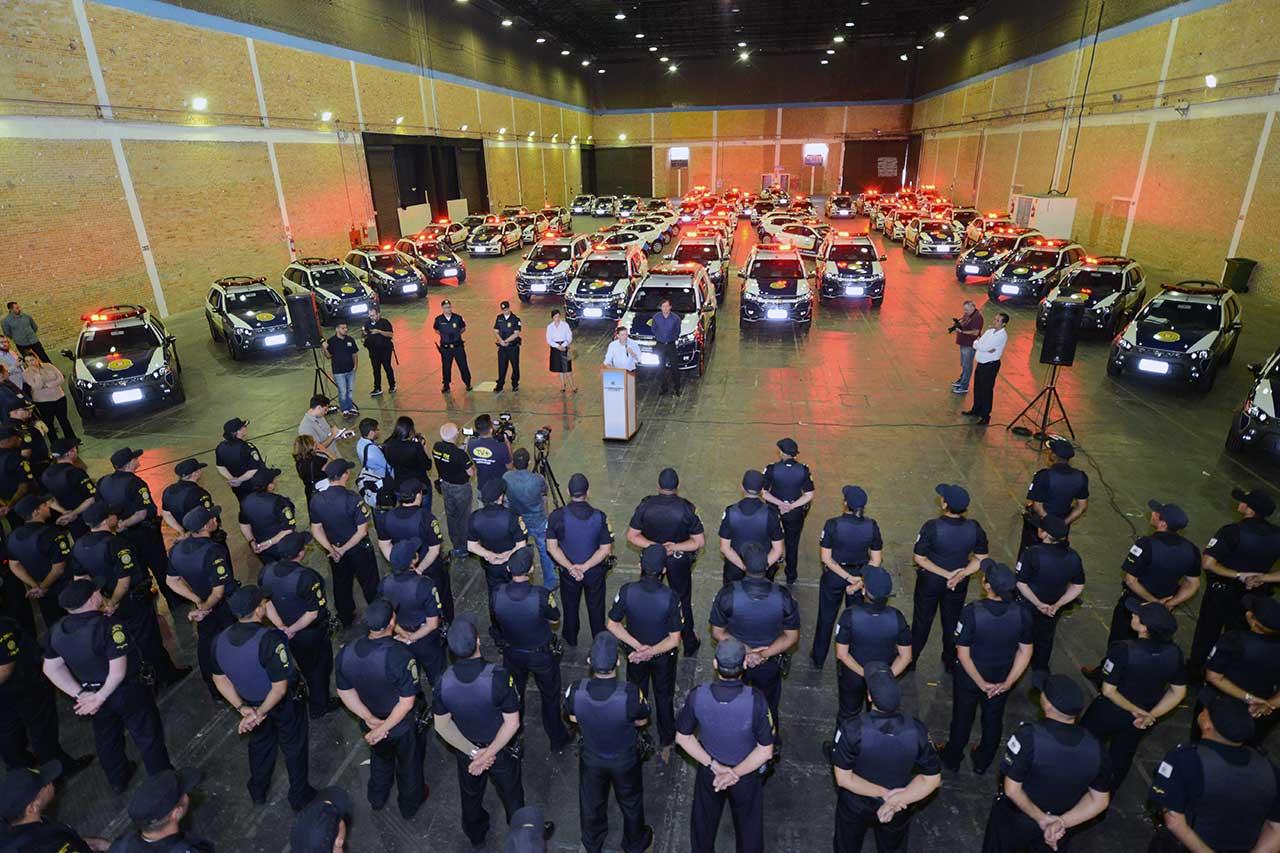 Unidades foram contratadas de empresa locadora, em novo modelo que garantirá mais eficiência e economia aos cofres públicos