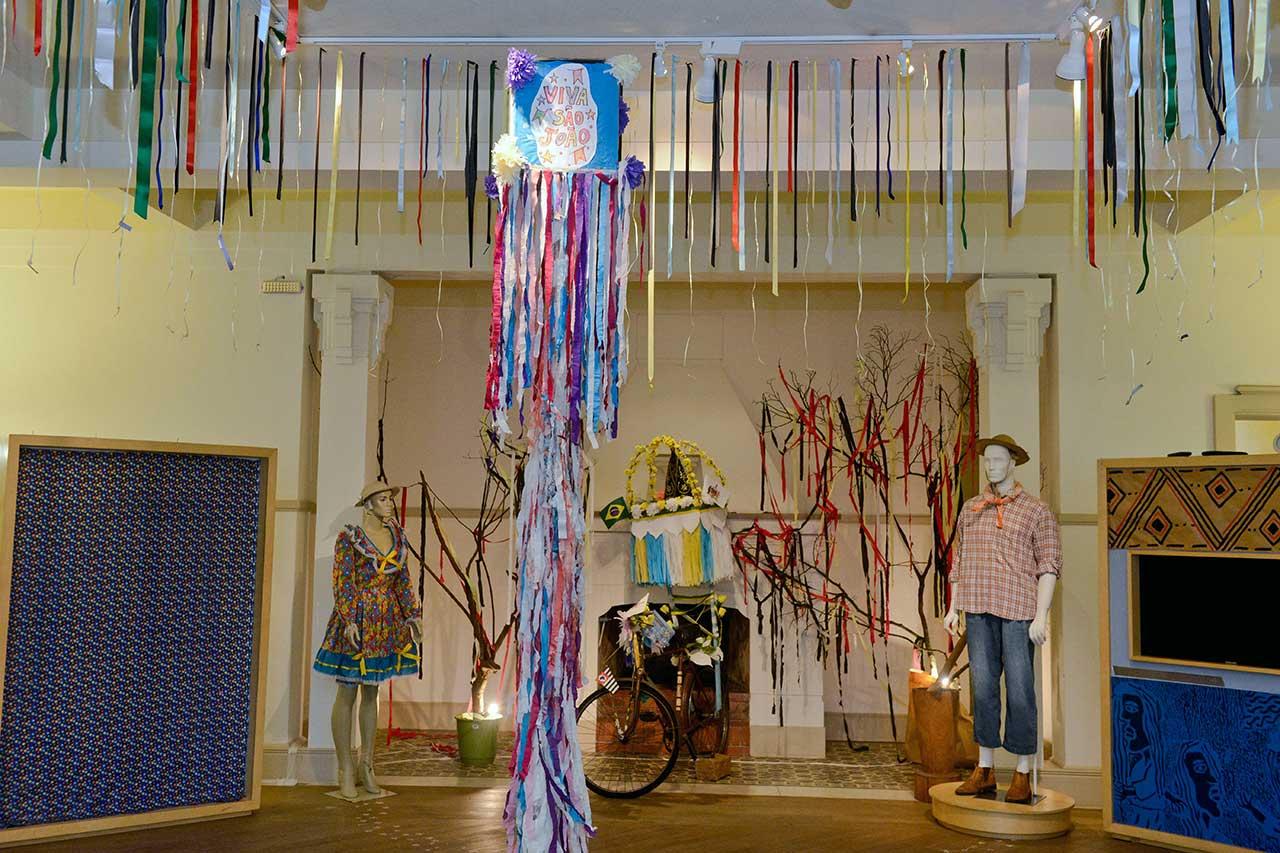 Mostra ressalta importante expressão cultural que foi marcante na história da cidade, entre as décadas de 60 e 70