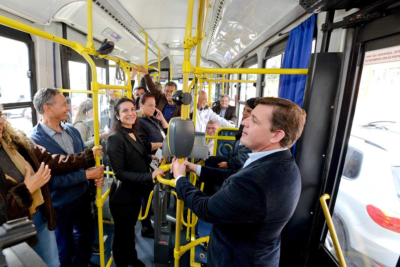 Com 2,6 quilômetros de extensão, corredor da Avenida João Firmino, no bairro Assunção, reduzirá tempo de viagem em aproximadamente dez minutos