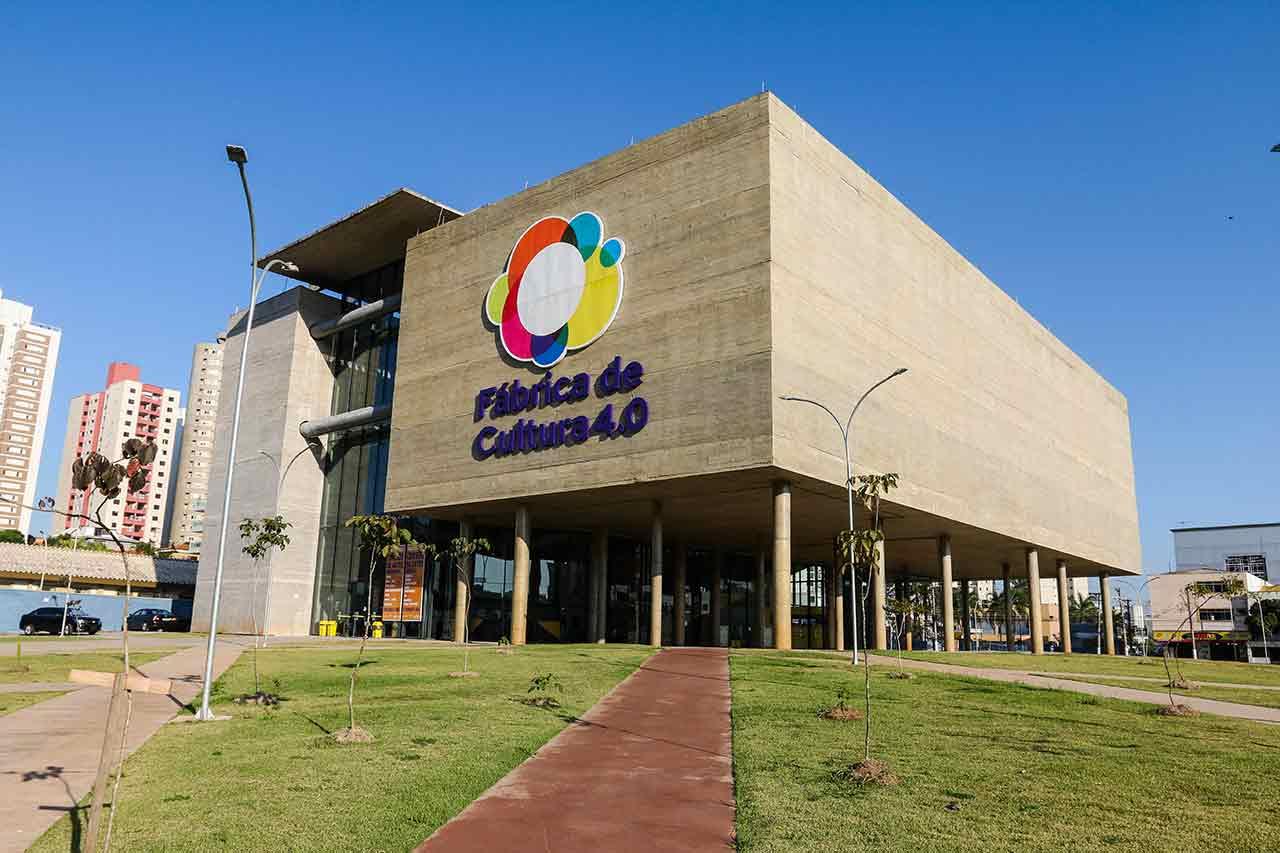 Fabrica de Cultura recebe homenagem e recebe o nome de Fabrica de Cultura - Bruno Covas