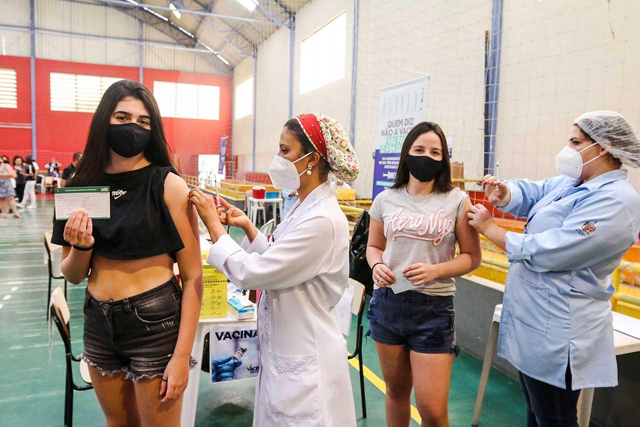 Prefeitura de São Bernardo antecipa aplicação da segunda dose da Pfizer em adultos