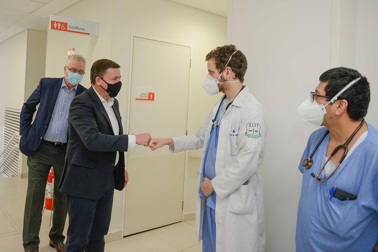 No Dia do Médico, Prefeitura destaca importância dos profissionais na pandemia