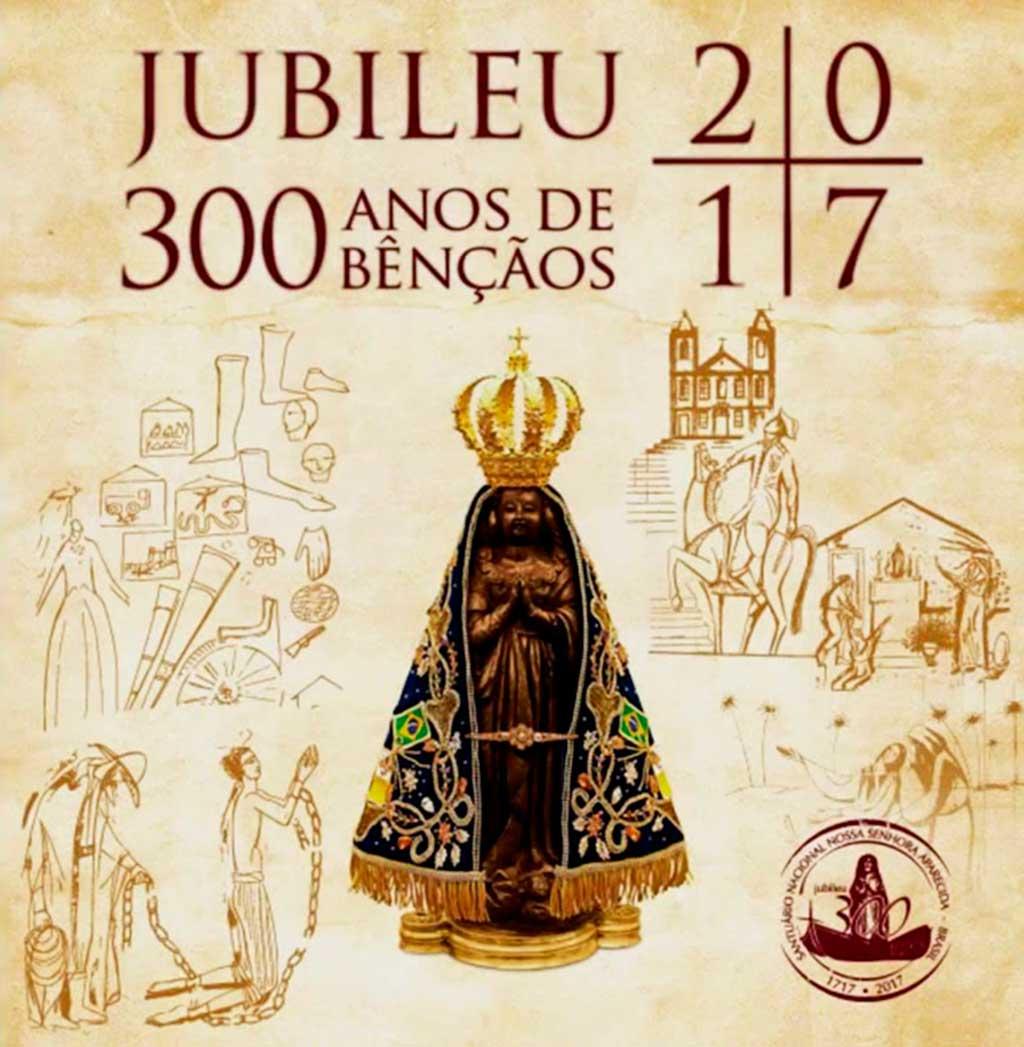 Jubileu é comemorado por milhares de fiéis