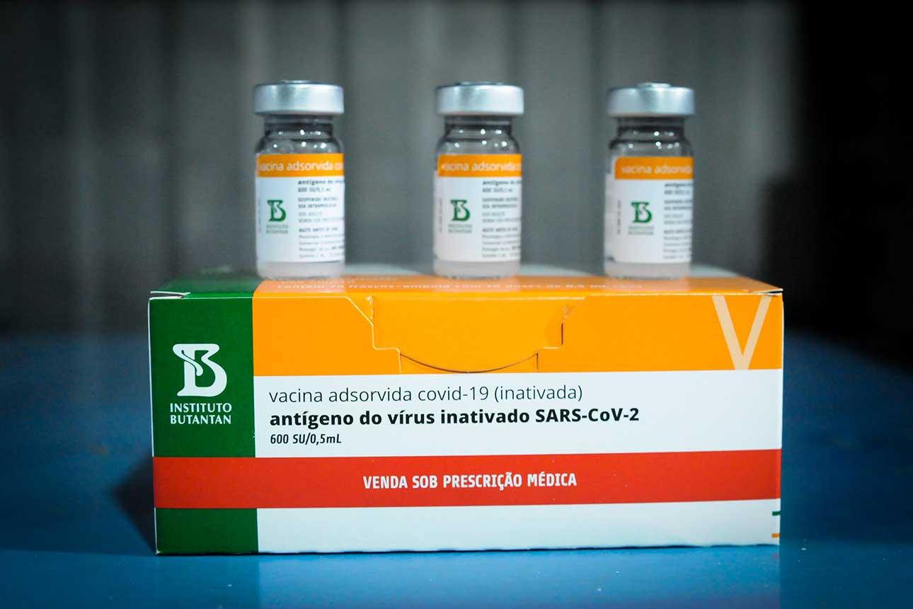 Contrato do governo federal com o Instituto Butantan para aquisição da vacina CoronaVac já expirou