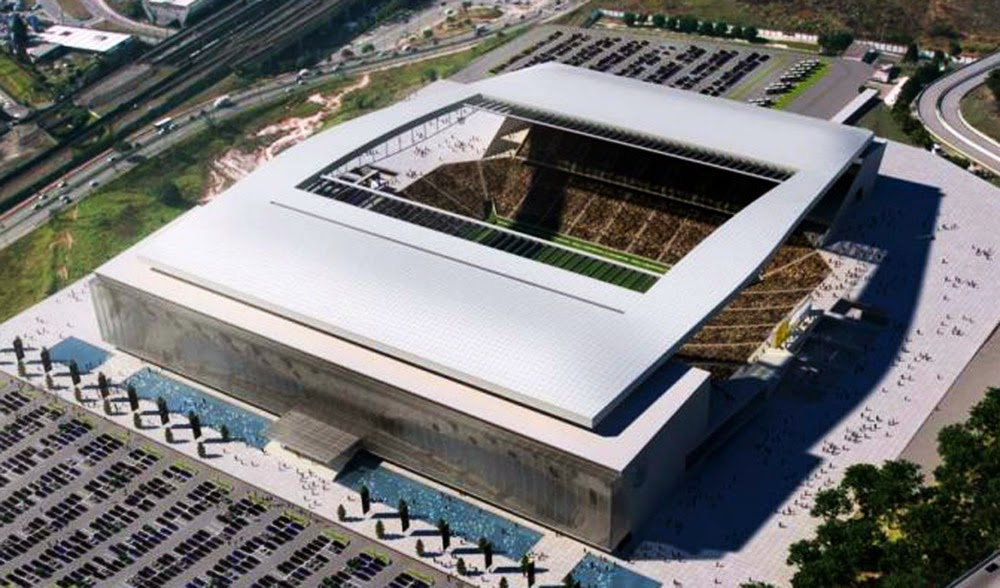 A Justiça diz que o contrato de financiamento para construção da Arena Itaquera foi lesiva ao interesse público