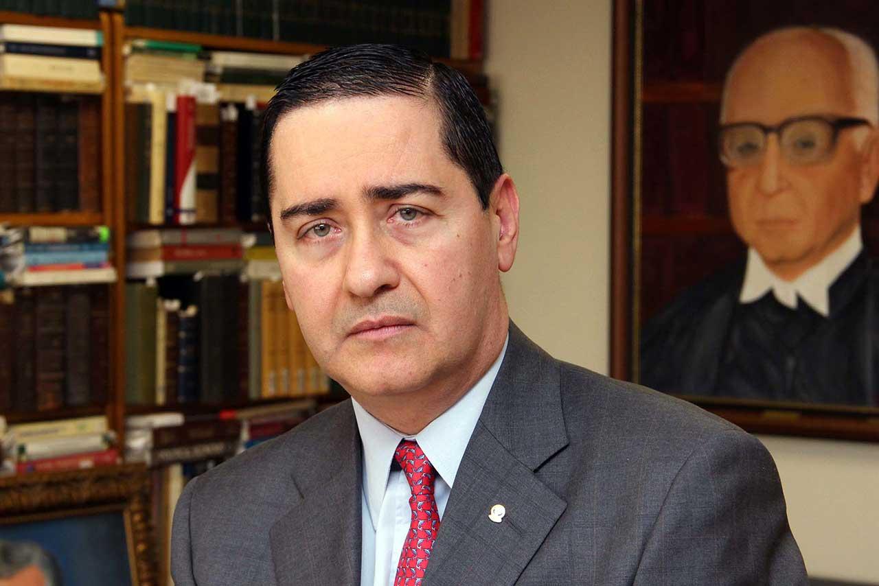 Desembargador Carlos Eduardo Thompson Flores, presidente do Tribunal Regional Federal da 4ª Região (TRF4)