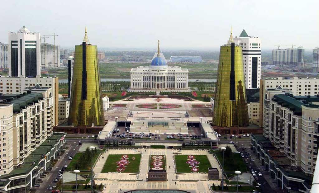 Astana no Cazaquistão