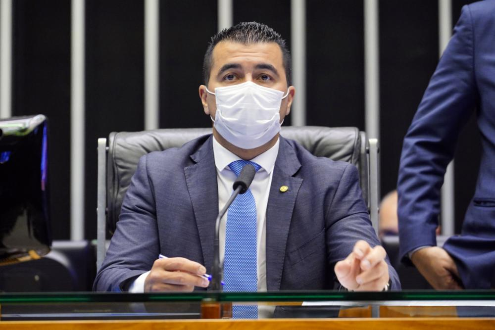 Deoutado do DEM Luis Miranda