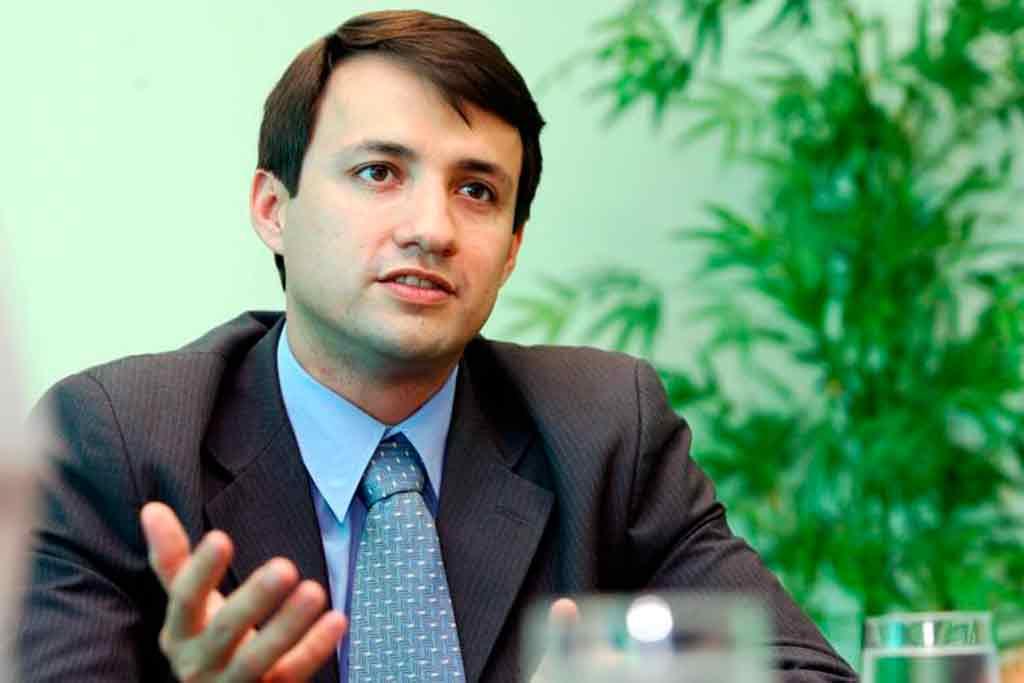Eumar Novacki é secretário-executivo do Ministério da Agricultura
