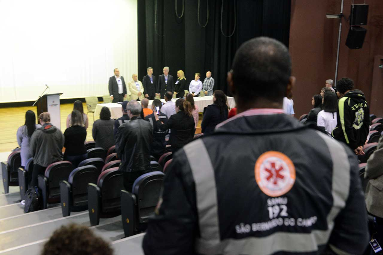 Palestras, treinamentos e um simulado de resgate irão acontecer entre os dias 15 e 17 de junho; mais de 1.500 profissionais e estudantes de todo o setor irão participar