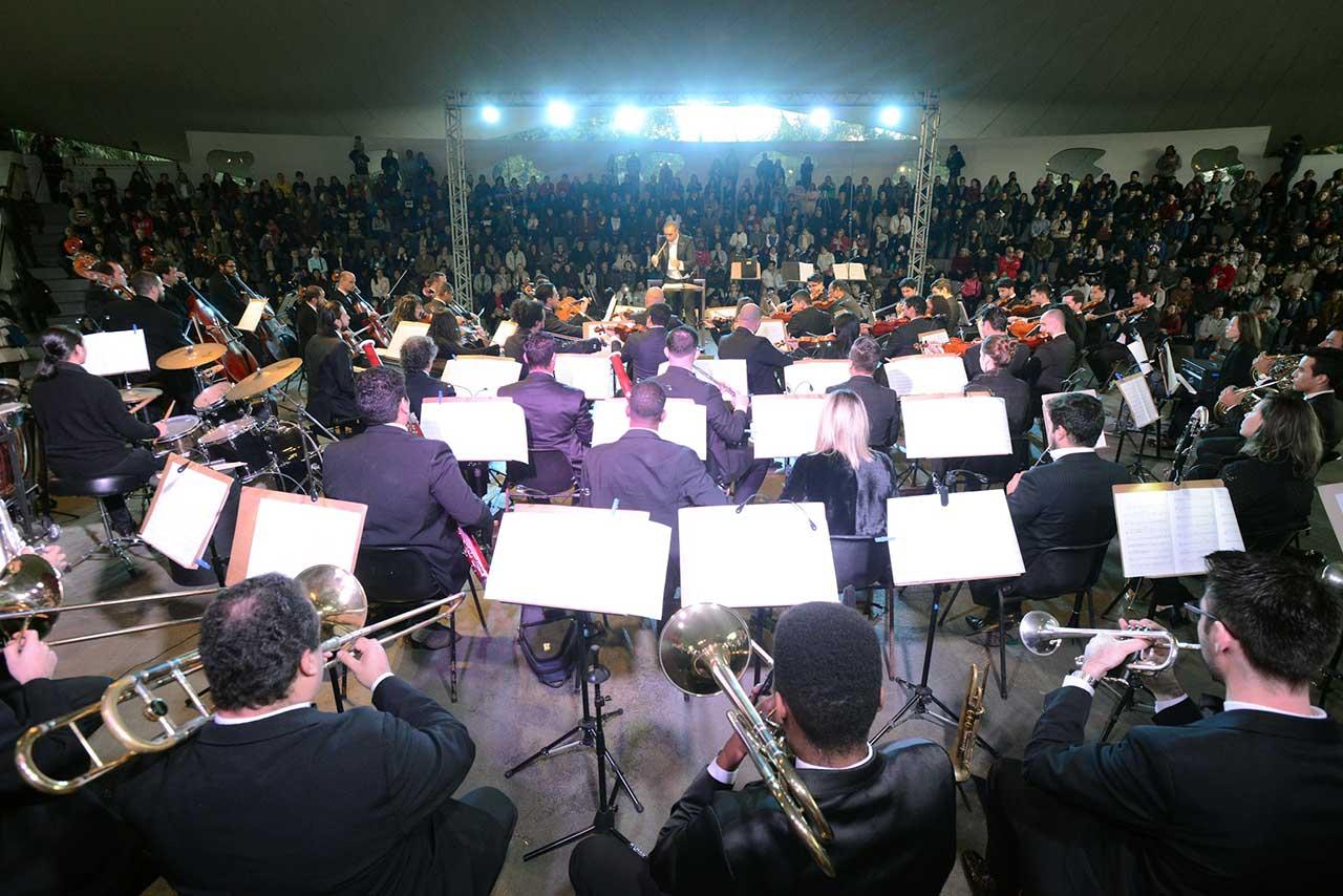 """Apresentação """"Três Tenores & Orquestra Filarmônica de São Bernardo"""" está inserida no calendário de festejos de aniversário da cidade"""