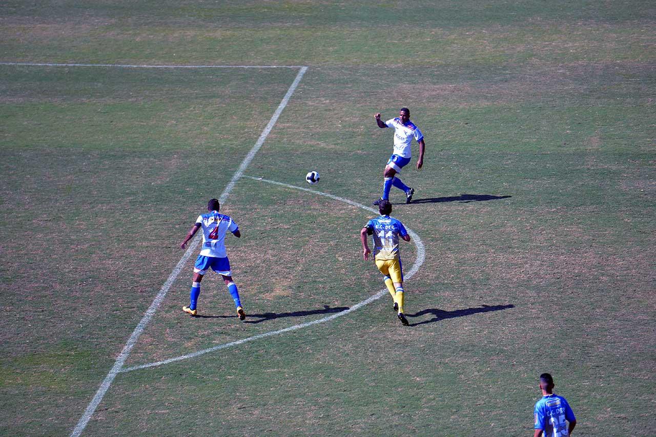Jardim Cláudia FC x SE Corinthians fazem partida final da Divisão Especial 2018, no estádio 1º de Maio