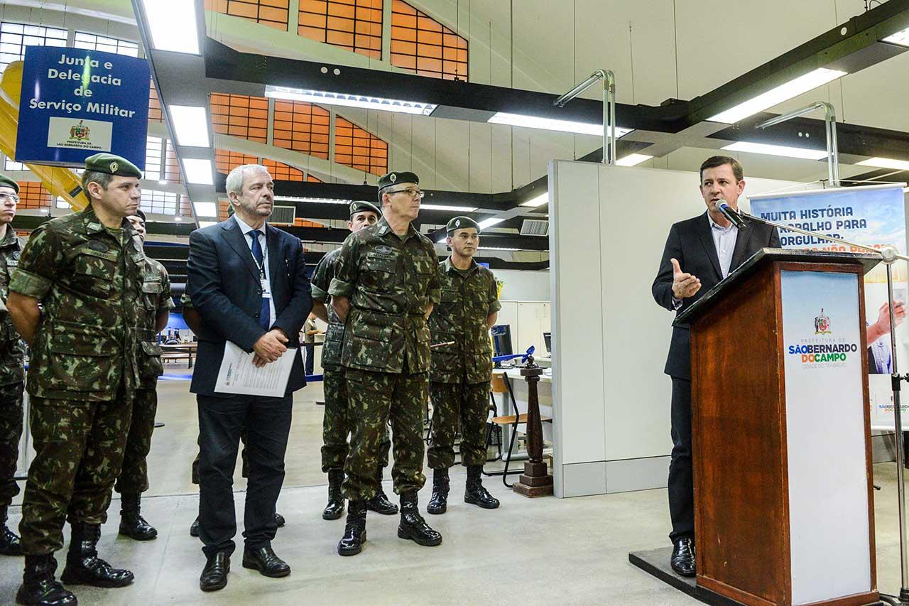 Com consentimento do Exército Brasileiro, transferência oferece mais qualidade e comodidade ao público, assim como economia aos cofres públicos