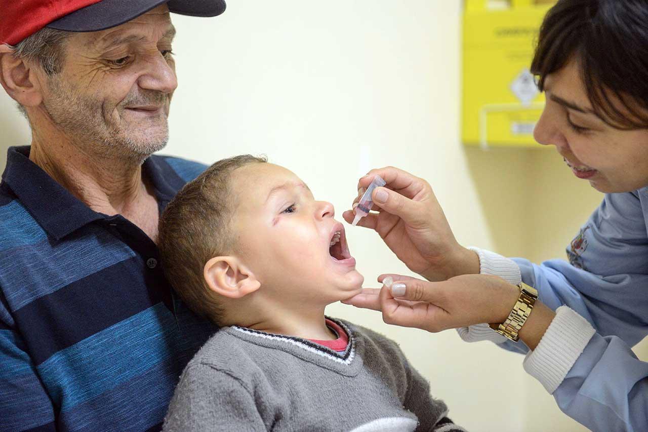 Todas as 34 Unidades Básicas de Saúde da cidade irão ofertar doses da vacina, das 8h às 17h.
