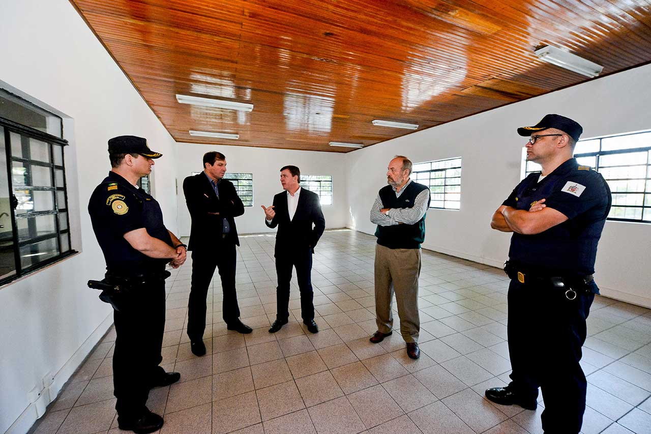 Anúncio foi feito pelo prefeito Orlando Morando, nesta quarta-feira (20/06) durante vistoria das futuras instalações