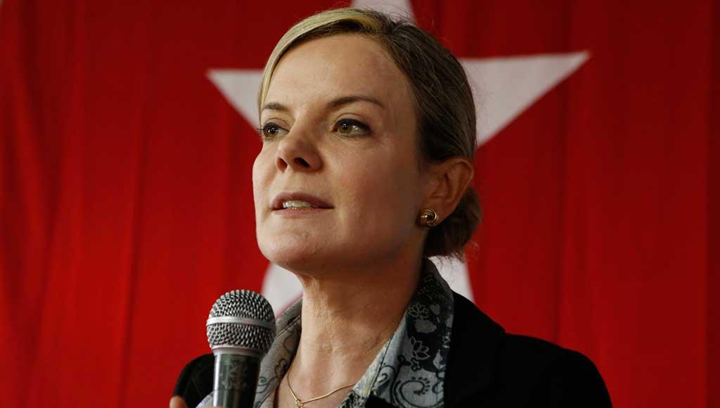 Esta semana, a senadora foi traída pela própria língua durante discurso na tribuna do Senado.