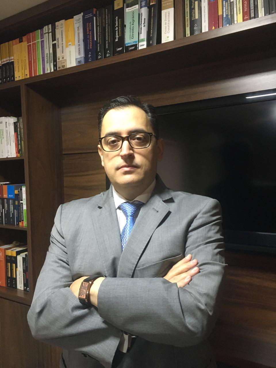 Marcelo Aith é advogado, Latin Legum Magister (LL.M)