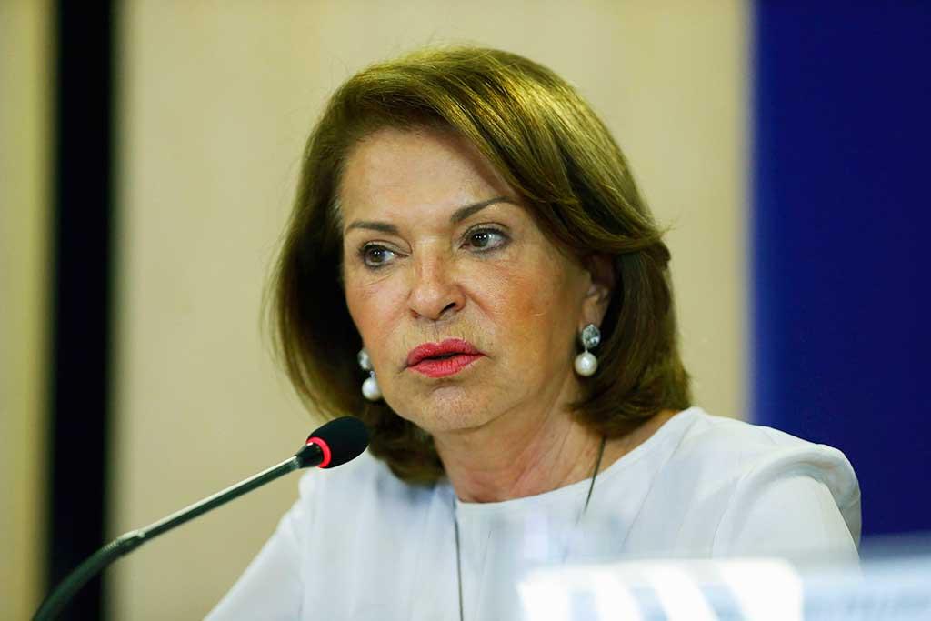Secretária executiva do MEC, Maria Helena Guimarães de Castro