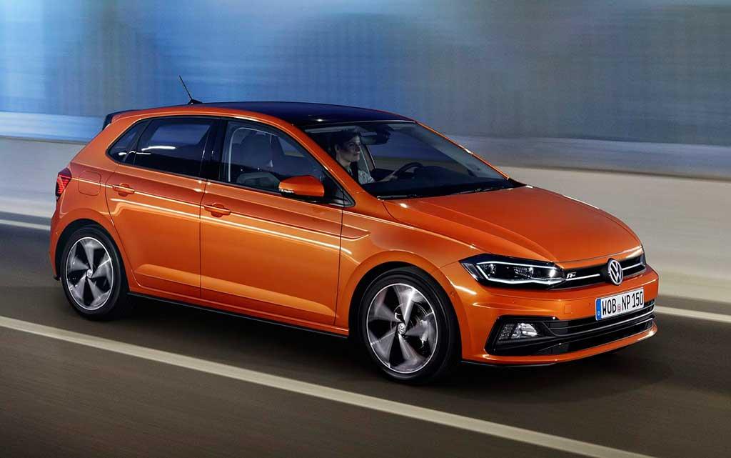 Novo Polo 2018 da VW