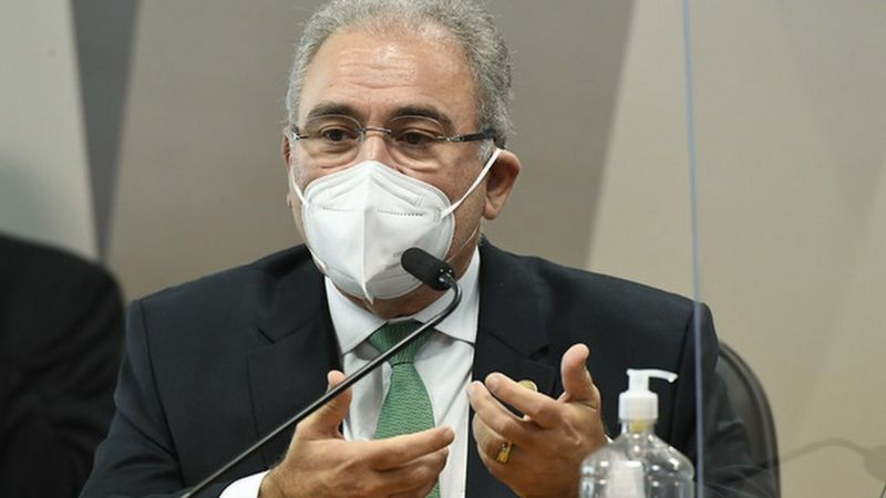 CPI da Covid: as perguntas que o ministro Marcelo Queiroga deixou de responder