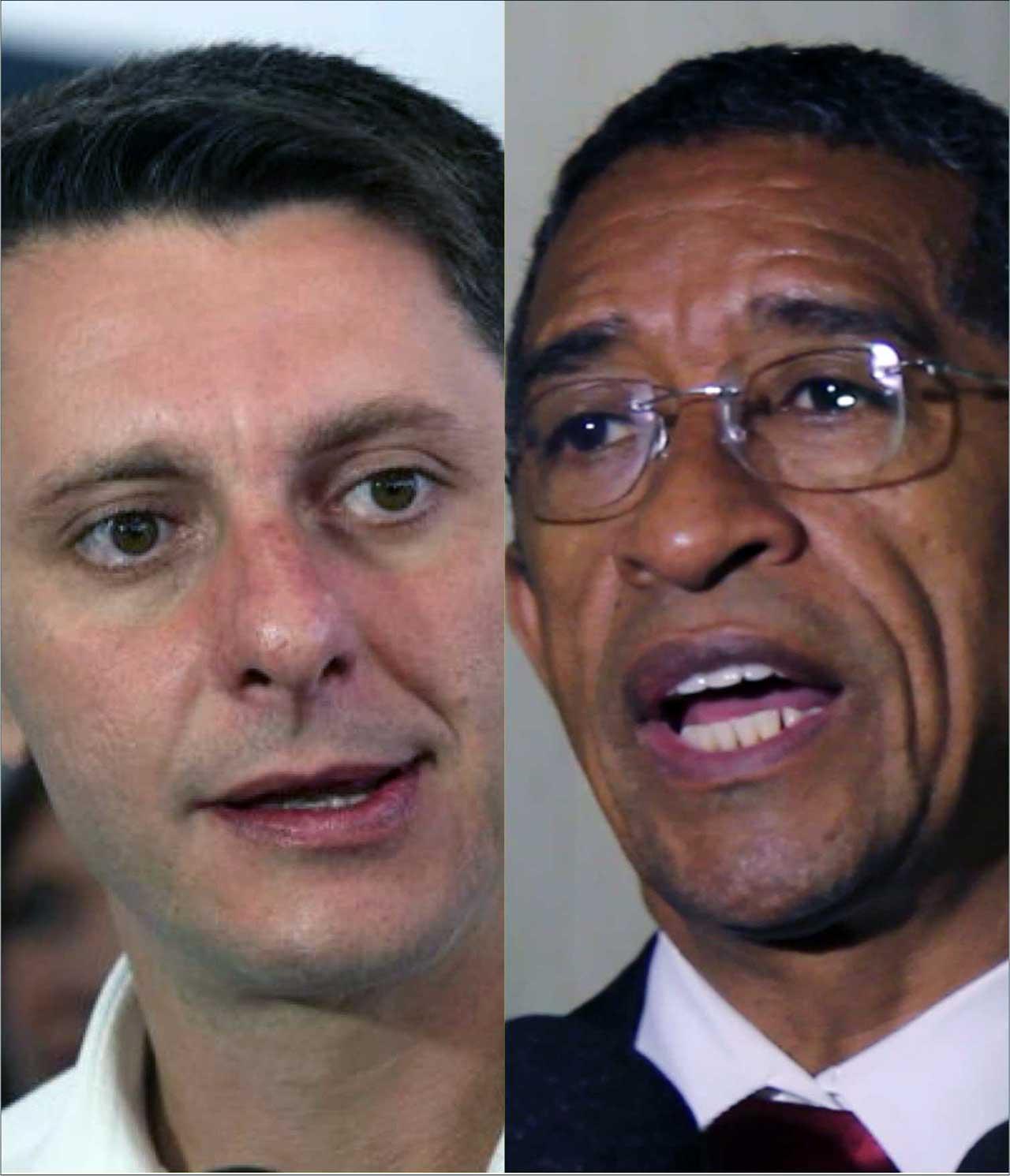 Alex Manente, PPS, e Vicentinho, PT, recebem auxílio-mudança sem precisar sair de Brasília por terem sido reeleitos