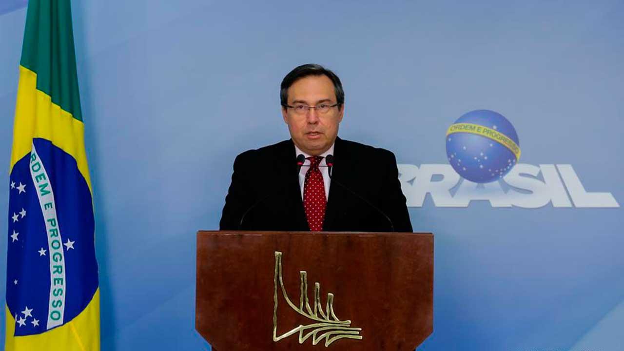 Porta-voz do presidente Michel Temer, Alexandre Parola