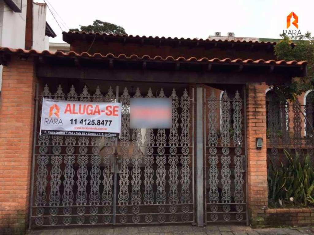Imóvel para alugar em São Bernardo do Campo