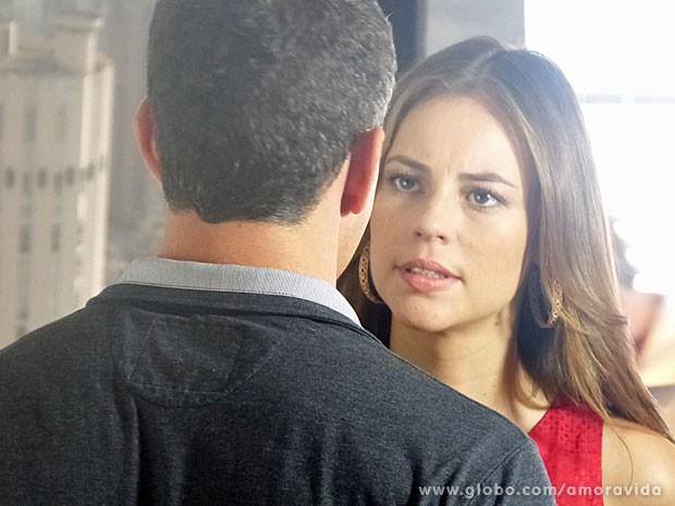 Paloma está determinada a desmascarar Aline