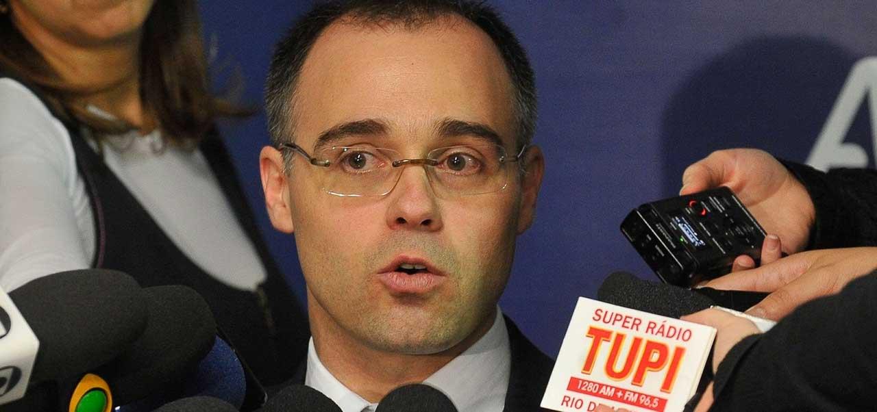 Advogado-geral da União (AGU), André Mendonça