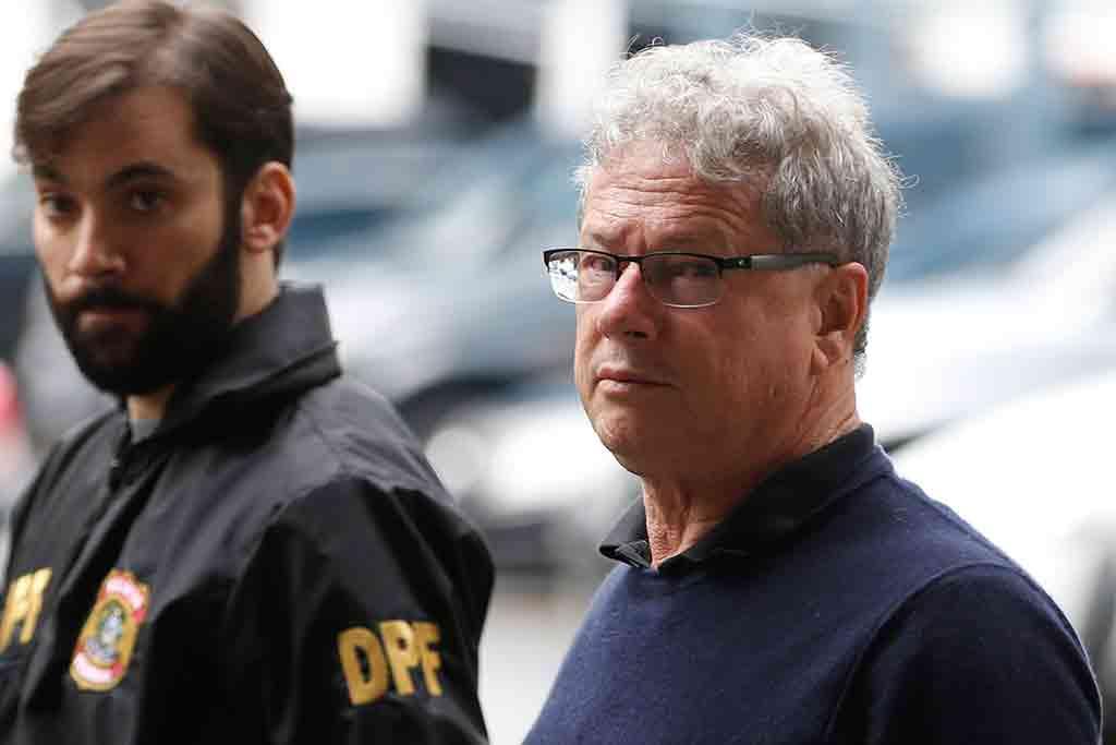 O empresário Jacob Barata Filho foi preso no dia 2 de julho pela Polícia Federal