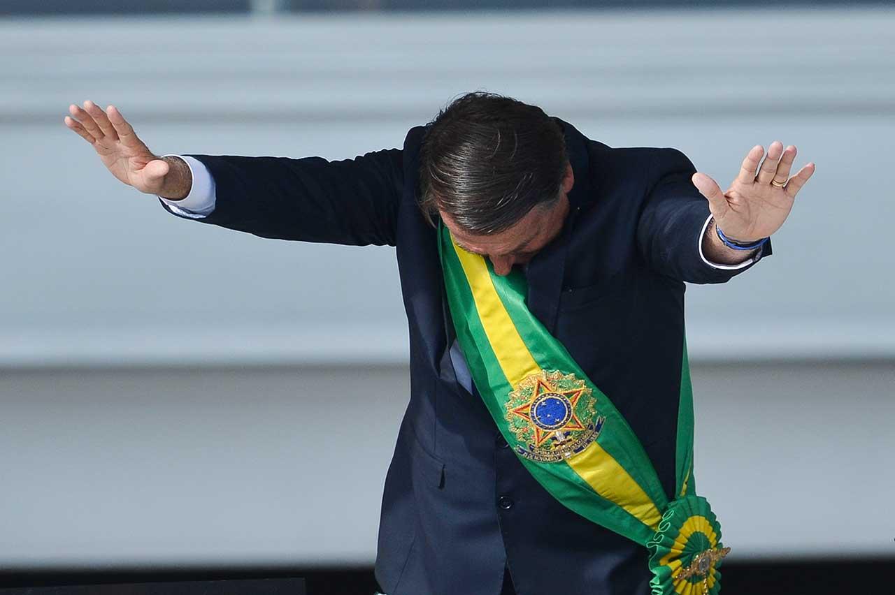 Posse Bolsonaro