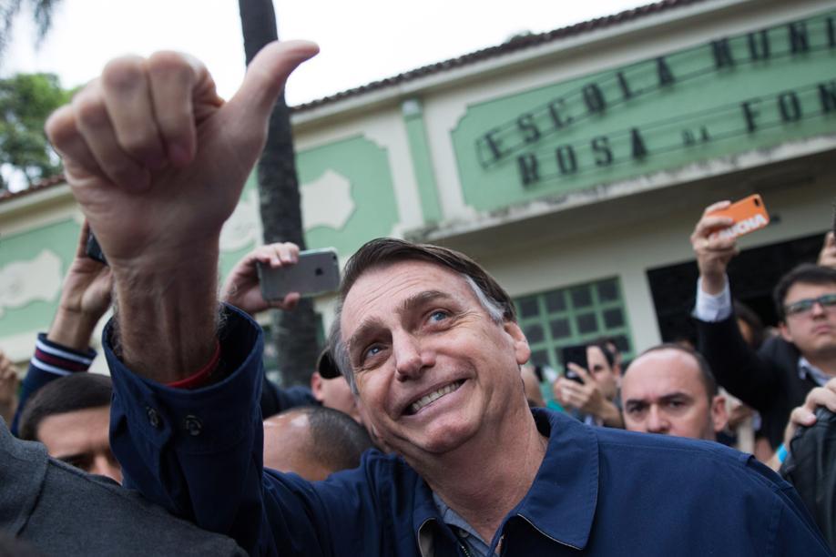 Jair Bolsonaro - PSL
