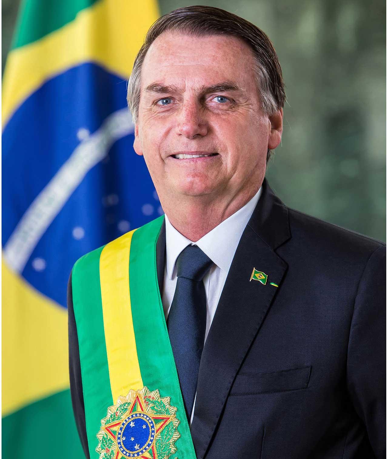 Presidente Jair Meessias Bolsonaro