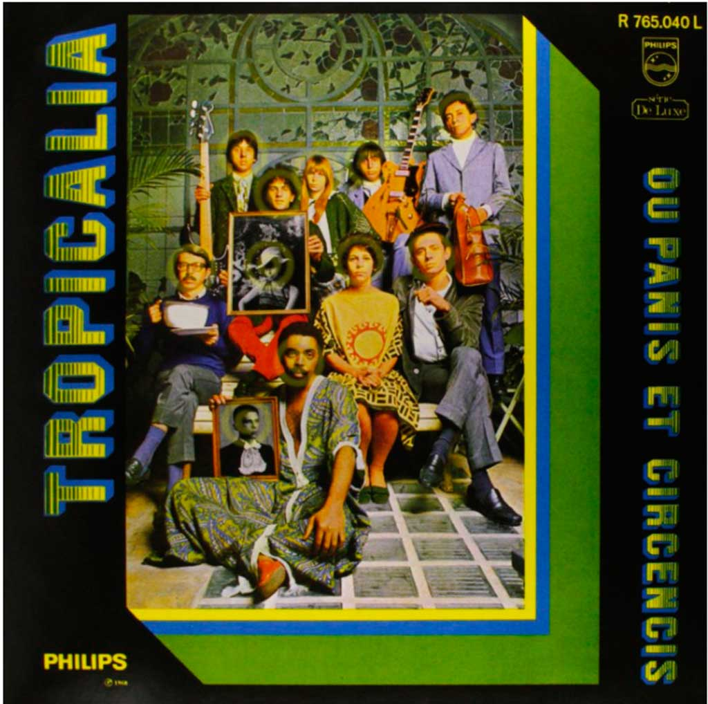 Capa do LP Tropicália