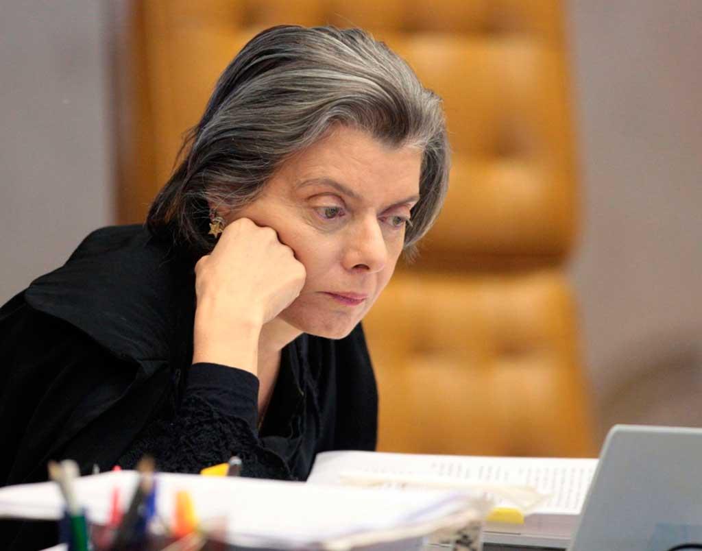 Ministra Cármen Lúcia, presidente do STF e do CNJ