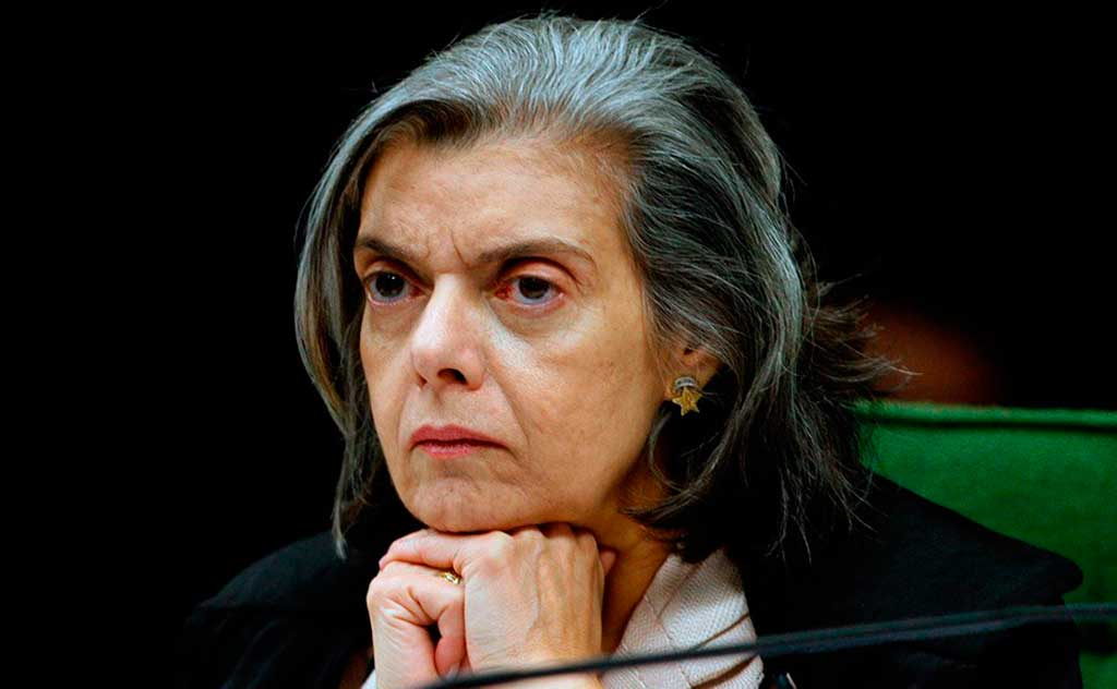 A presidente do Supremo Tribunal Federal (STF), ministra Cármen Lúcia