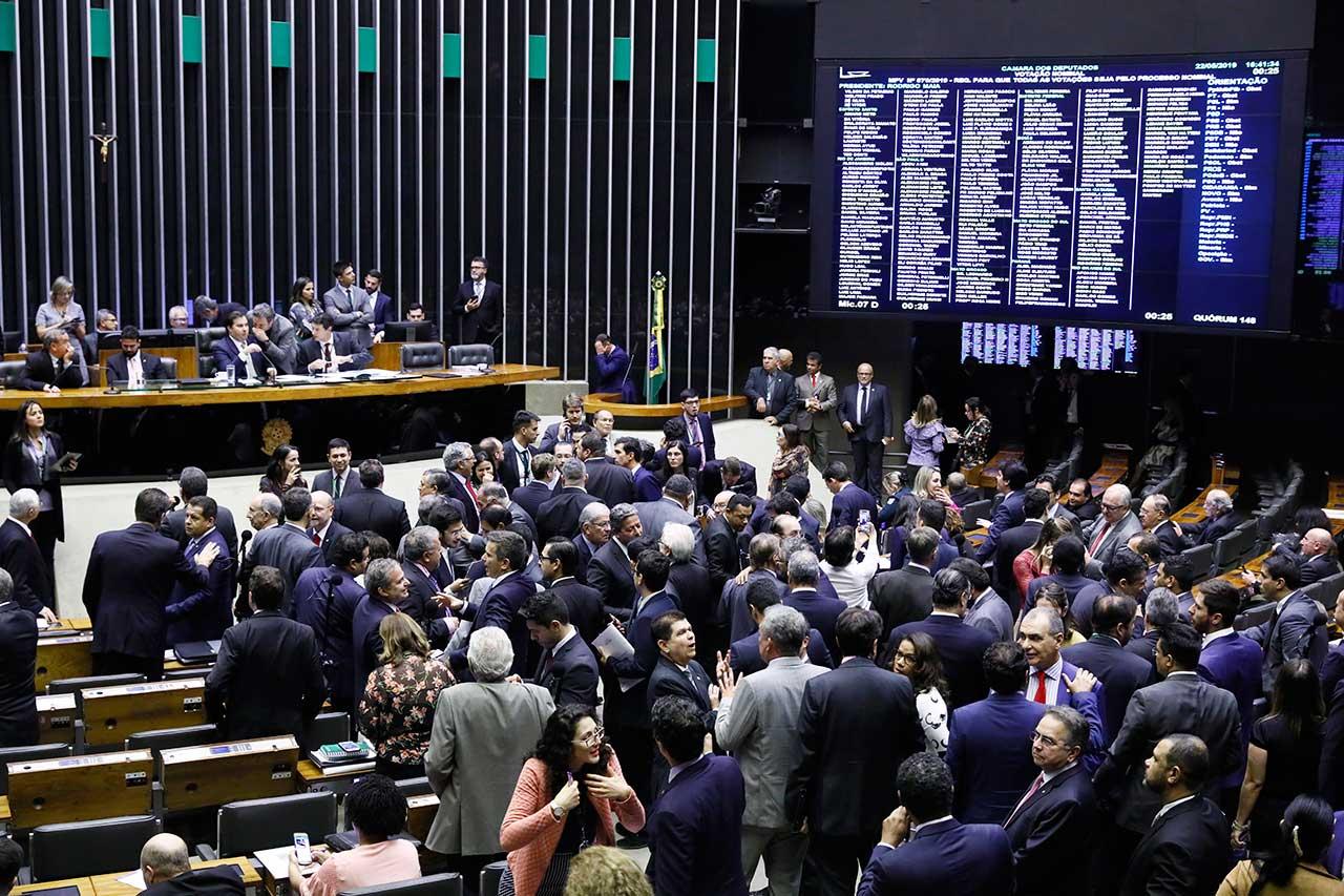 Mudança no Coaf foi aprovada por 228 votos a favor e 210 contra. Houve quatro abstenções