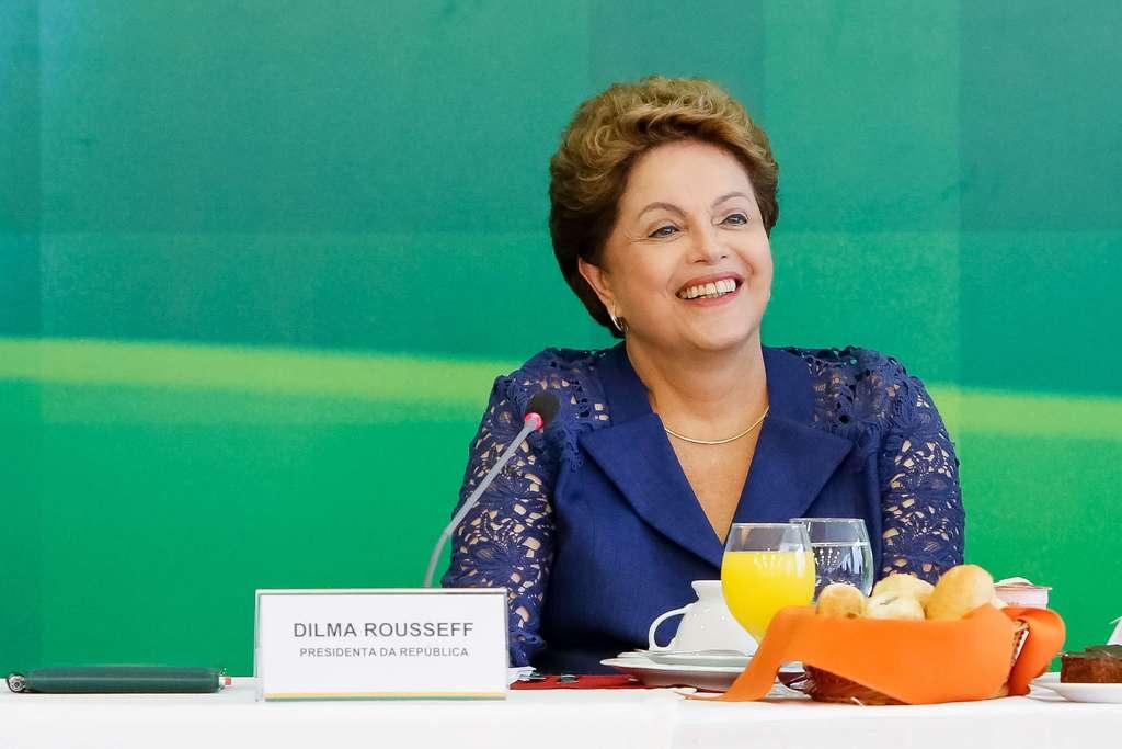 O ministeriado de Dilma conta com 39 pastas. A cerimônia de posse acontece em Brasília, nesta quinta-feira, dia 1º de janeiro.