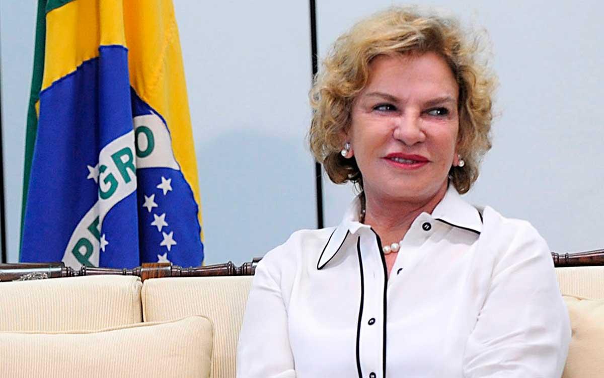 Ex-primeira dama, Marisa Letícia