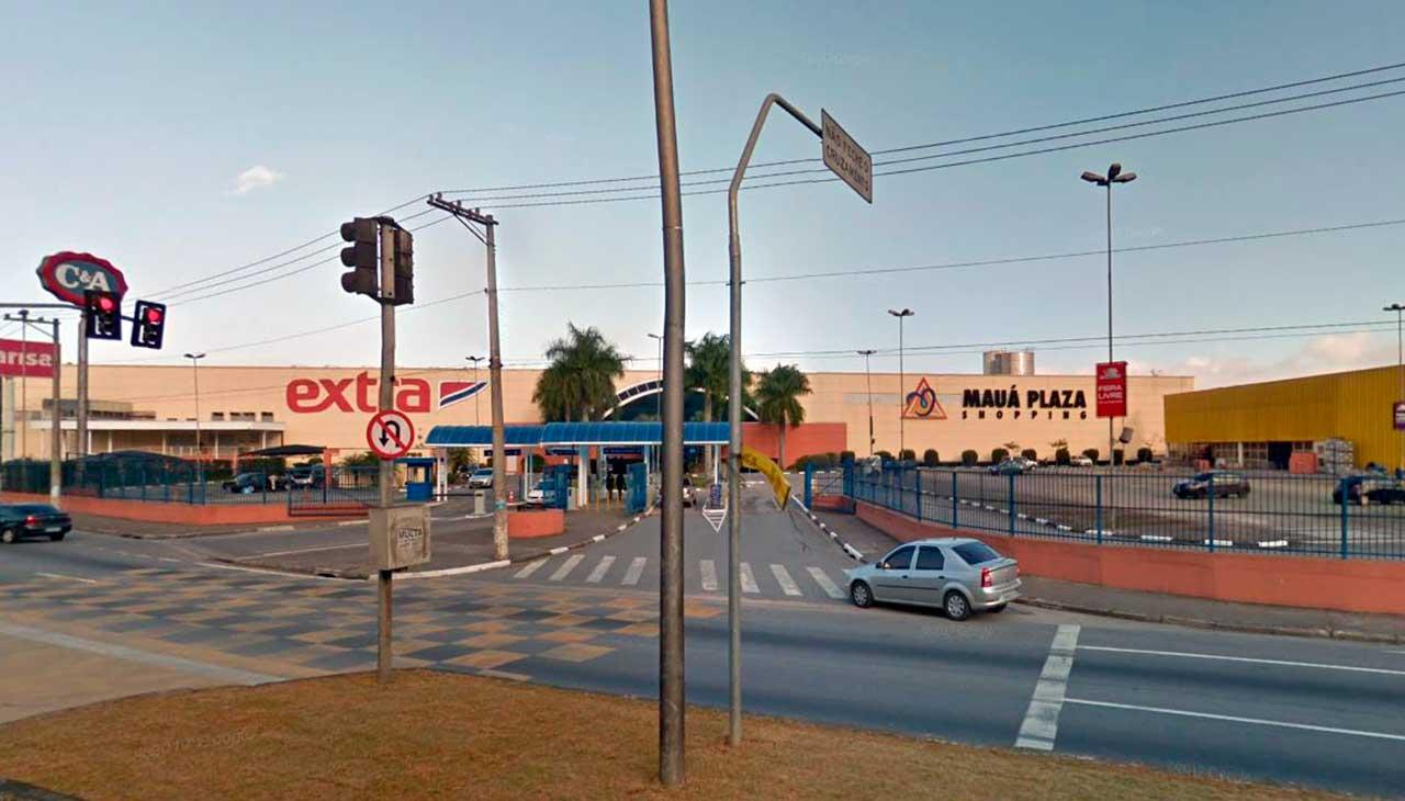 Hipermercado Extra no Mauá Plaza Shopping