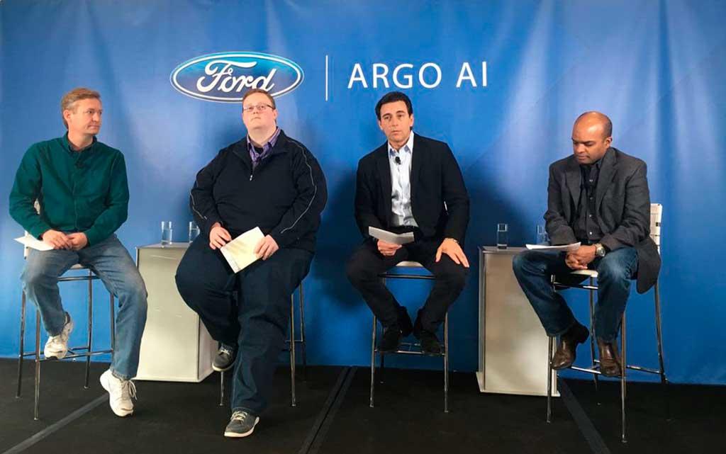 Fundada por ex-líderes do Google e do Uber, a Argo AI está reunindo alguns dos especialistas em robótica e engenheiros mais experientes em veículos autônomos, dentro e fora da Ford
