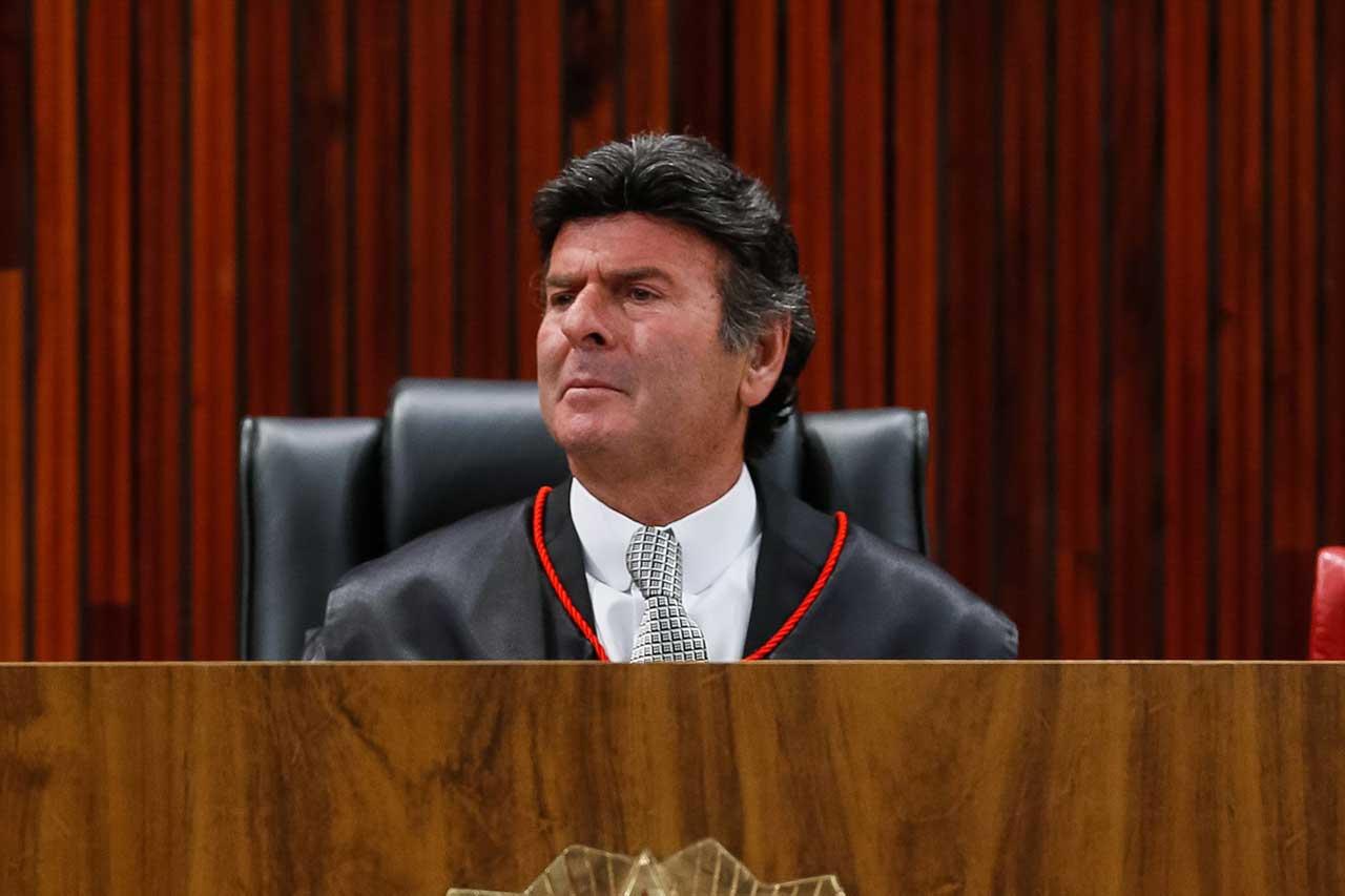 O ministro Fux disse que que será irredutível na aplicação da Ficha Limpa
