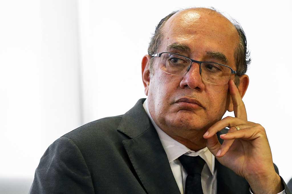 Ministro Gilmar Mendes, presidente do TSE