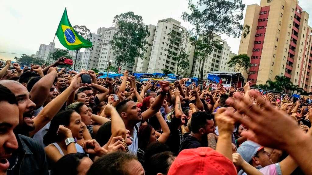 Lula-Invasão MTST São Bernardo