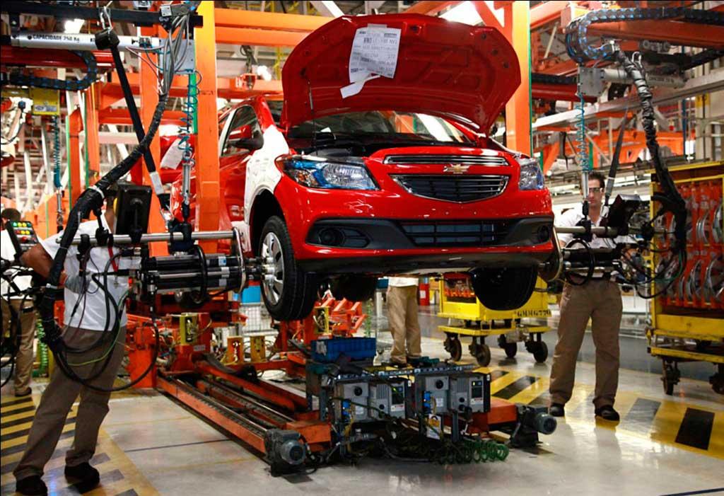 Foram produzidas 260.349 unidades no mês passado, alta de 45,7% em relação a agosto de 2016