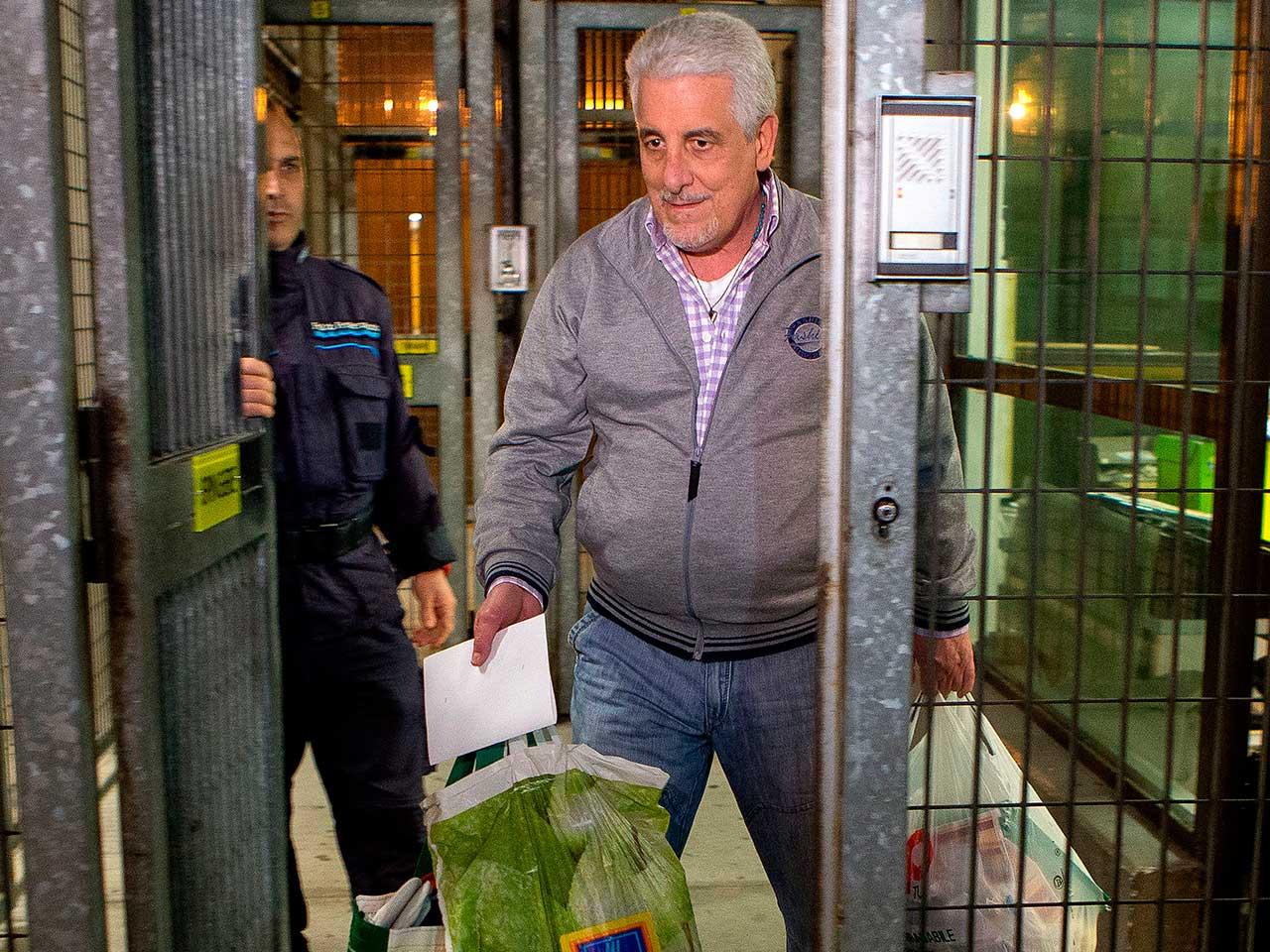 Henrique Pizzolato cumpre pena de 12 anos e 7 meses de prisão, além de multa que ele vai parcelar