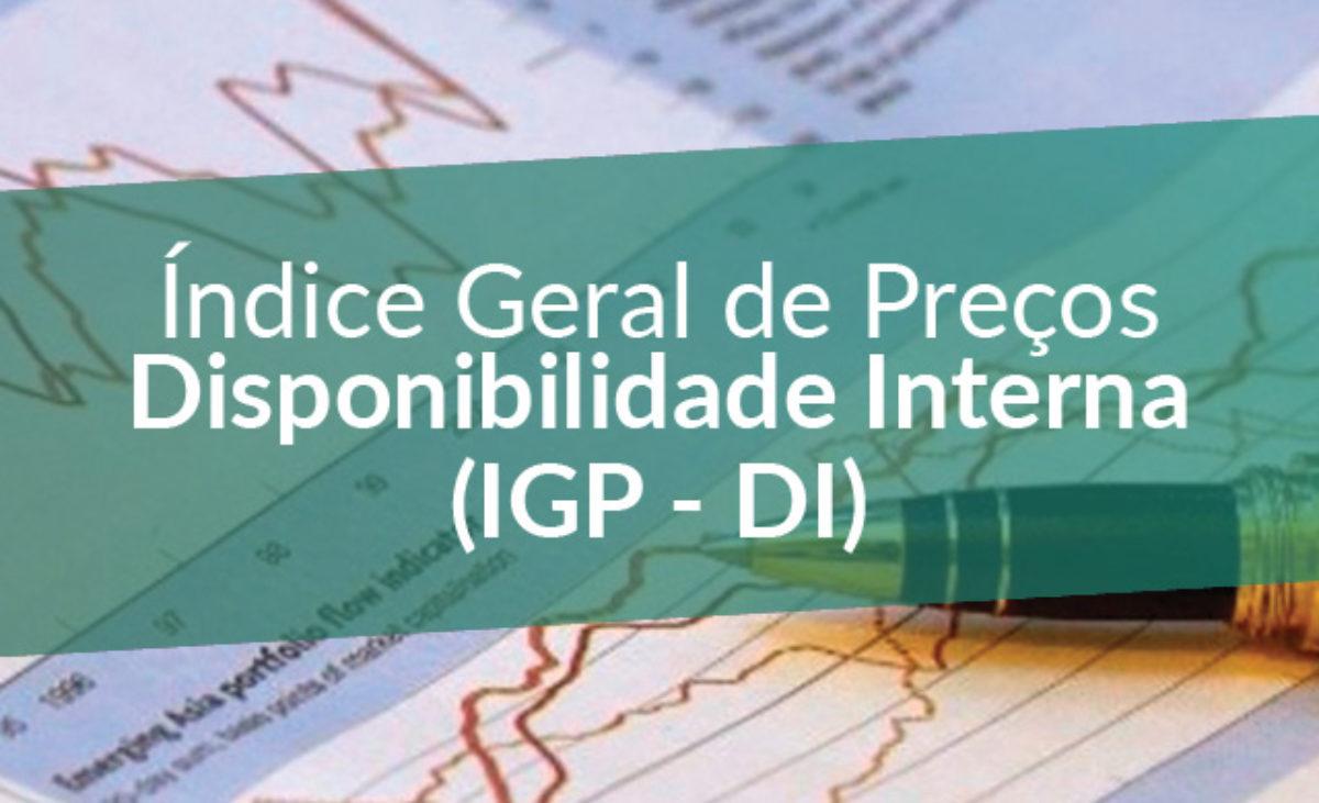O Índice Geral de Preços – Disponibilidade Interna (IGP-DI) fechou o ano de 2018 com uma inflação de 7,1%