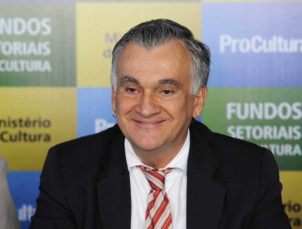 Juca Ferreira será o novo ministro da Cultura apartir de 1º de janeiro de 2015