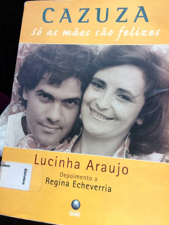 Livro Cazuza - Caetano e Lavigne